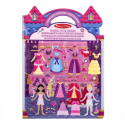 Melissa & Doug - Sticker princesse - 19100