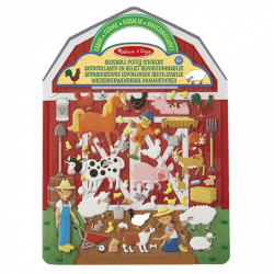Melissa & Doug - Sticker ferme - 19408