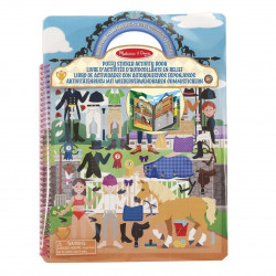 Melissa & Doug - Album Sticker cheval - 19410
