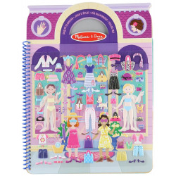 Melissa & Doug - Album Sticker glamour - 19412
