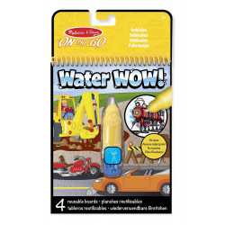 Melissa & Doug - Water Wow! Véhicules - 15375