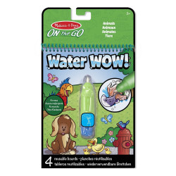 Melissa & Doug - Water Wow! Animaux - 15376