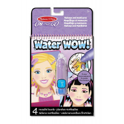 Melissa & Doug - Water Wow! Makeup - 19416