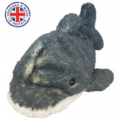 Soframar - Bouillotte sèche Dauphin Cozy Peluche - AR0086 - Made in england