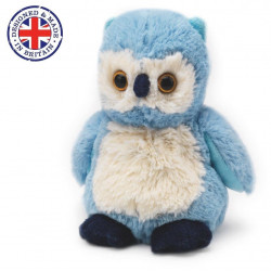 Soframar - Bouillotte sèche Hibou Cozy juniors - AR0210 - Made in england