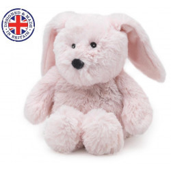 Soframar - Bouillotte sèche Lapin Cozy juniors - AR0192 - Made in england
