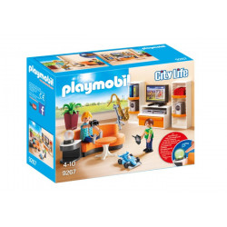 Playmobil - Salon Equipé - CityLife - 9267