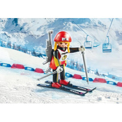 Playmobil - Biathlète - Family Fun - 9287