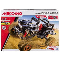 Meccano - Set Off Road Racer 25 modèles - 6037616