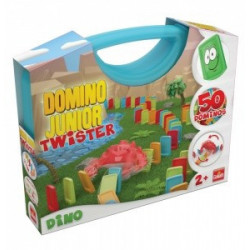 Goliath - Domino Junior - TWISTER - Jeu d'adresse - 81022