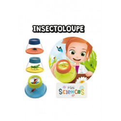 Buki - Mini sciences - Insectoloupe - 9005