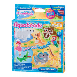 Aquabeads - Recharge Animaux du zoo - 31078