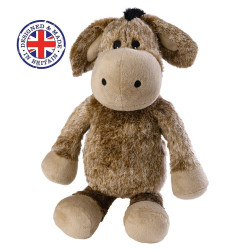 Soframar - Bouillotte sèche Ane Cozy Peluche - AR0197 - Made in england