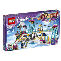 Lego - La station de ski friends - 41324