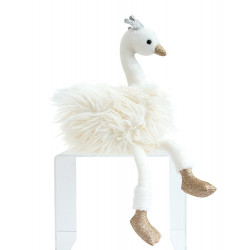 Histoire d'ours - Cygne blanc - 45 cm - HO2787