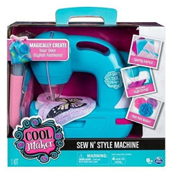 Spin Master - Machine à Coudre Sew Cool - Nouvelle Edition 2.0 - 6037849