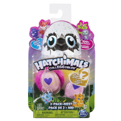 Spin Master - Pack de 2 Hatchimals - saison 2 - 6041329