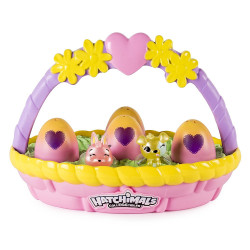 Spin Master - Panier de 6 Hatchimals - 6041273