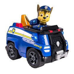 Spin Master - Paw Patrouille - Véhicules + Figurine ( assortiment ) - 6022627