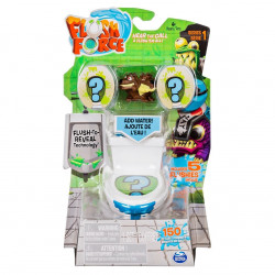 Spin Master - Flush Force - Figurine - Pack de 5 Flushies - 6037315