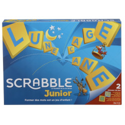Mattel - Scrabble Junior - 284974