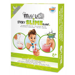 Buki - Mini Lab Slime  Gluant - 3007