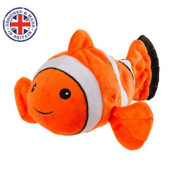 Soframar - Bouillotte sèche Poisson clown Cozy juniors - AR0221 - Made in england