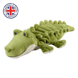 Soframar - Bouillotte sèche Crocodile Cozy juniors - AR0172 - Made in england