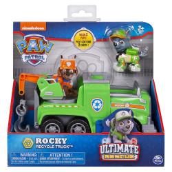 Spin Master - Paw Patrouille - Véhicules Ultimate Rescue - 6044192