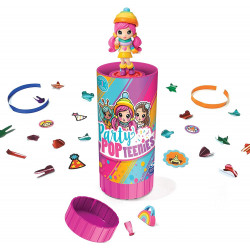 Spin Master - Party PopTeenies - Surprise Poppers Figurine - 6044096