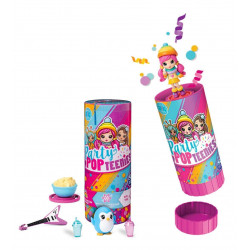 Spin Master - Party PopTeenies - Double Surprise Poppers Figurine - 6044093