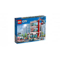 Lego - City - L'hôpital -...
