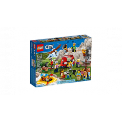 Lego - City - Ensemble de...