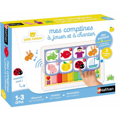 Nathan - Mes comptines à...