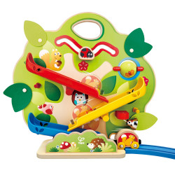 Hape - Toddler Railway -...