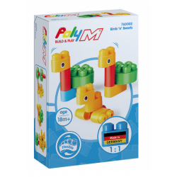 Poly-M - Birds'n' Beasts - 760002