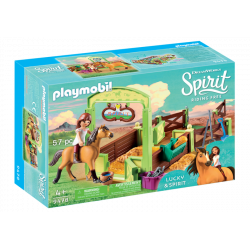 Playmobil - Lucky et Spirit...