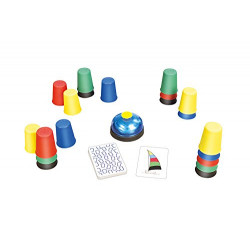 Gigamic - Crazy Cups - Jeux d'ambiance