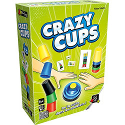 Gigamic - Crazy Cups - Jeux...