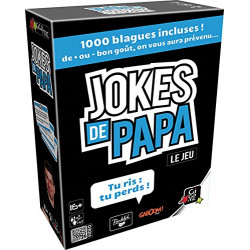 Gigamic - Jokes de papa - Jeux de cartes