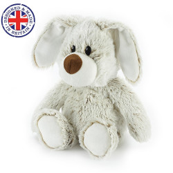 Soframar - Bouillotte sèche déhoussable - Lapin - AR0358 - Made in england