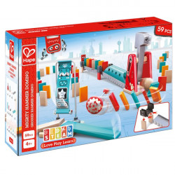 Hape - Circuit de dominos -...