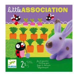 Djeco - Jeu d'observation - Little association - DJ08553