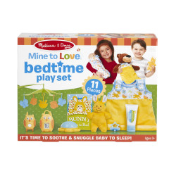 Melissa & Doug - Mine to love bedtime - 41709