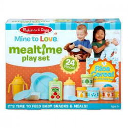 Melissa & Doug - Mine to love Mealtime - 41708