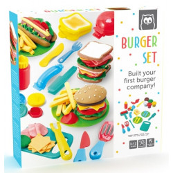 Eurekakids - Burger set -...