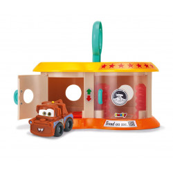 Smoby - Vroom Planet Mini garage Cars - 120421