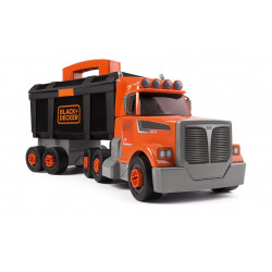 Smoby - Bricolo truck Black & Decker - 360175