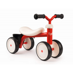 Smoby - Porteur Rookie rouge - 721400