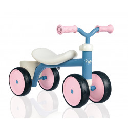 Smoby - Porteur Rookie rose - 721401